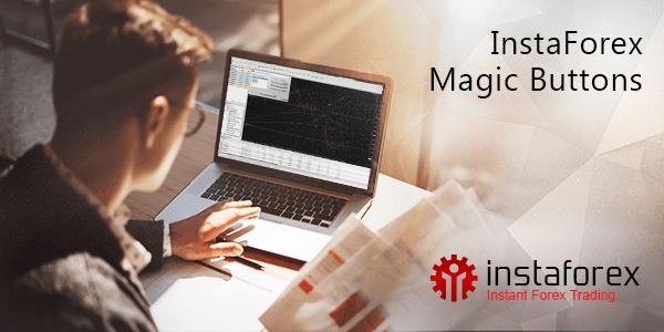 InstaForex Magic Buttons