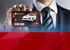 Cartes du Club InstaForex