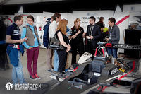 InstaForex - oficiální partner Dragon Racing