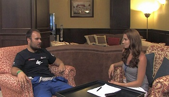 Interviu cu Ales Loprais după terminarea cursei