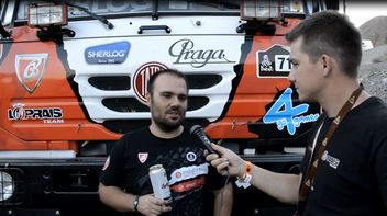 3ª etapa do Dakar 2014