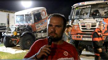 5ª etapa do Dakar 2014