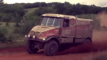 Dakar Training - Hungarian Baja & Rally Breslau