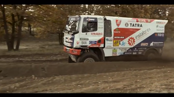 Tatra Buggyra Test Session / DAKAR 2017