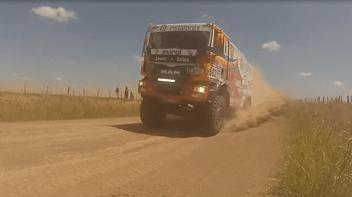 Дакар 2015: 1й этап