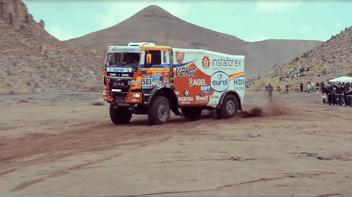 Dakar 2015: 10th stage