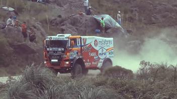 Dakar 2015: 12. etapa