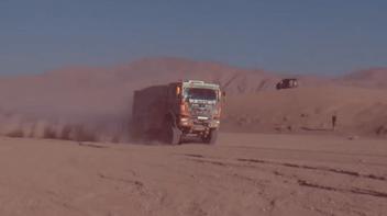Dakar 2015: 5ª etapa