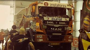 Dakar 2015 starts