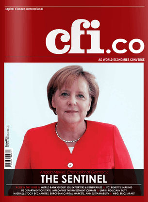 Rivista Capital Finance International (Primavera, 2015)
