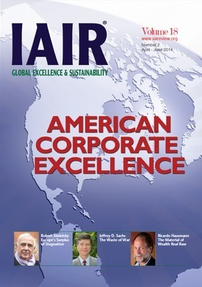 IAIR Magazine, April – June 2014