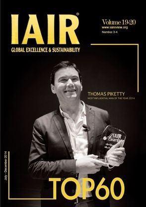 IAIR杂志,2014年七月 - 十二月