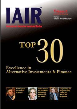IAIR Magazine, October – December 2011