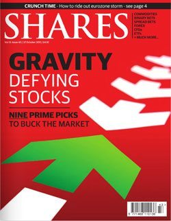 Magazine SHARES (Octobre 2011)