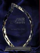 Best Retail Forex Broker 2012 by IAIR Awards