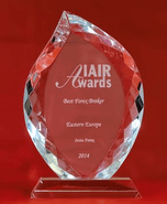 Best Forex Broker Eastern Europe 2014 by IAIR Awards