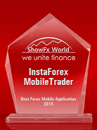 «Meilleure application mobile Forex 2015» selon ShowFx World