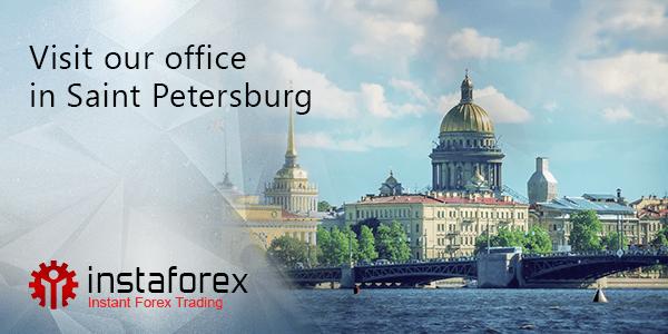 InstaForex office in Saint Petersburg