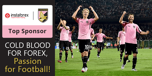 Italian ootball club Palermo has become the new InstaForex partner