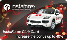 InstaForex Club Card