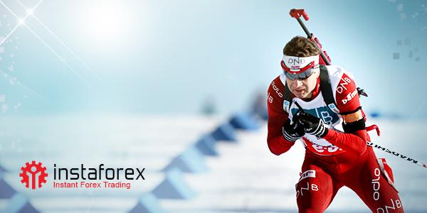 Ole Einar Bjørndalen - ambasadorul mărcii InstaForex