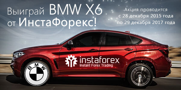 Выиграй BMW X6 от ИнстаФорекс!