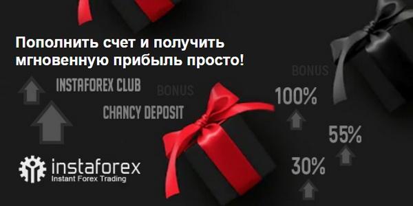 Участвуйте в бонусной программе от ИнстаФорекс