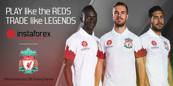 Liverpool Football Club sa stal partnerom InstaForex