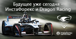 ИнстаФорекс – Dragon Raсing ресми  серіктесі