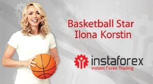 Ilona Korstin je tváří společnosti InstaForex