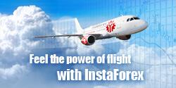 Dotkněte se nebe s InstaForex!