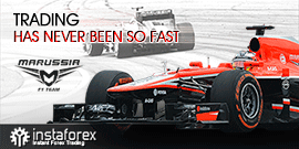 Be at high speeds with InstaForex and Marussia F1 team