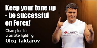 Buďte úspešný na forexe s Olegom Taktarovom!
