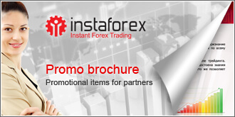 Opuscolo promozionale InstaForex