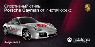 Спортивный стиль: Porsche Cayman от ИнстаФорекс