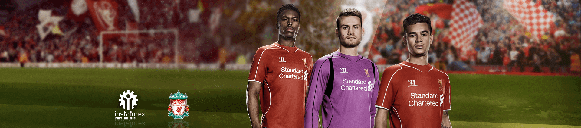 Liverpool football club mitra resmi InstaForex