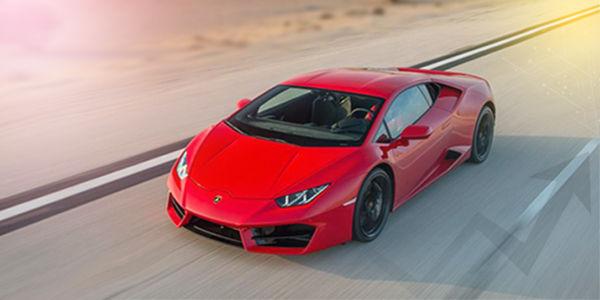 Lamborghini para clientes