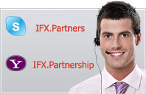 InstaForex Tech. Pagalba